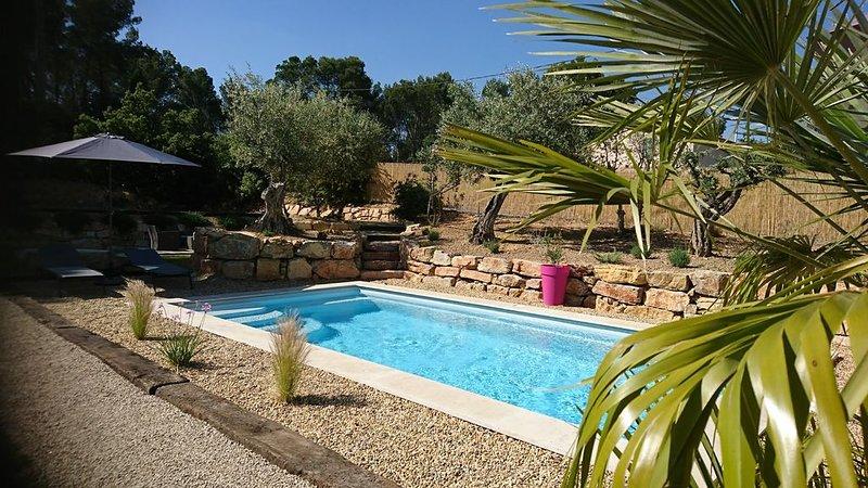 Villa  3 chambres avec piscine privée, casa vacanza a Flayosc