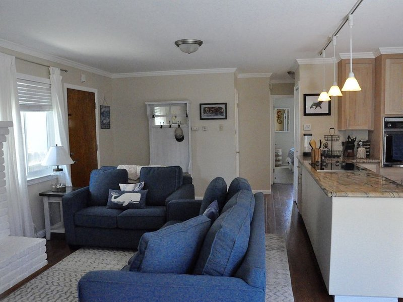 Whale's Tail Beach Cottage, vacation rental in Corralitos