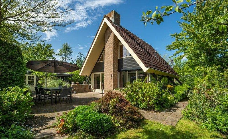 Ferienhaus Oostweg 2-126 Naturhaus am Salvatorhoeve, holiday rental in Zierikzee
