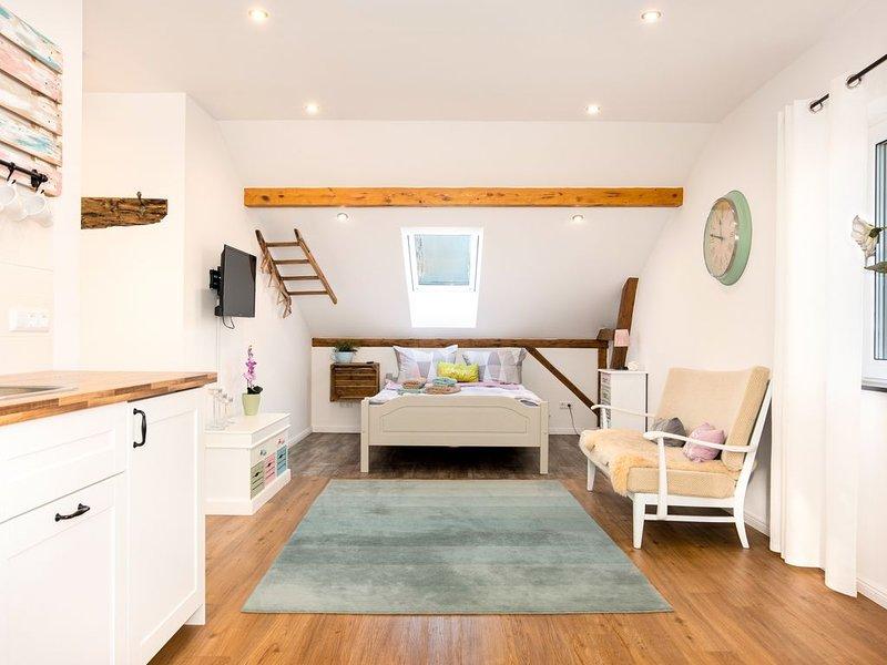 Ferienwohnung/App. für 2 Gäste mit 32m² in Eckernförde (113328), holiday rental in Eckernforde