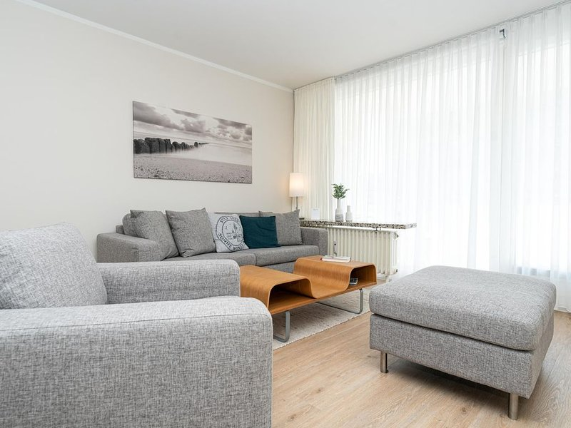 Appartement Malin im Haus Eydum, location de vacances à North Friesian Islands