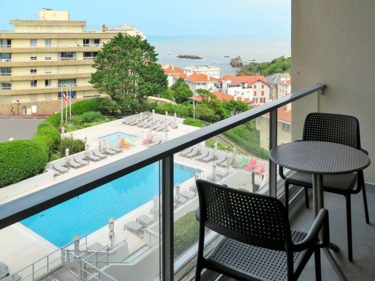 Ferienwohnung Le Grand Large (BIA301) in Biarritz - 2 Personen, 1 Schlafzimmer, vacation rental in Biarritz