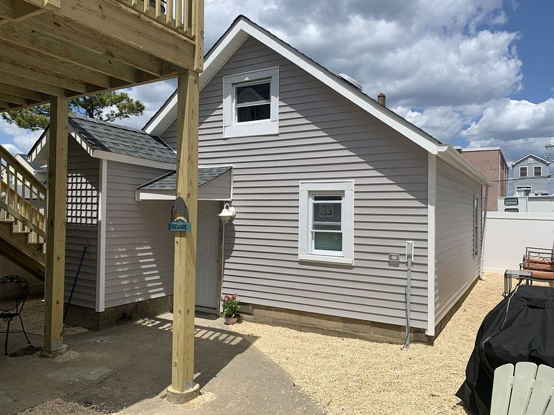 Seaside Heights Prom And Family Rental (back house unit), location de vacances à Seaside Park