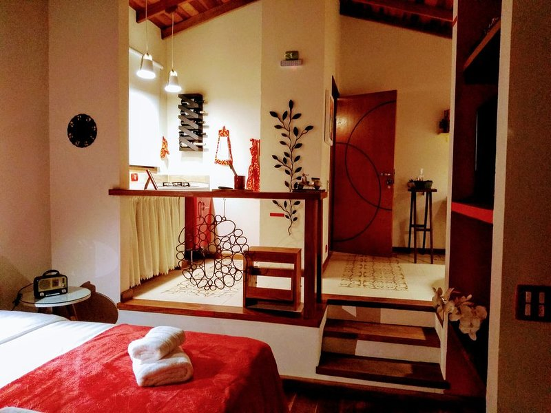Canto do Tiê – o aconchego na Natureza, holiday rental in Monte Verde
