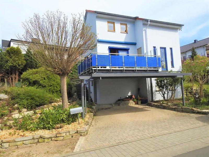 Modernes Ferienhaus in traumhafter Weinberglage!, holiday rental in Dodenburg