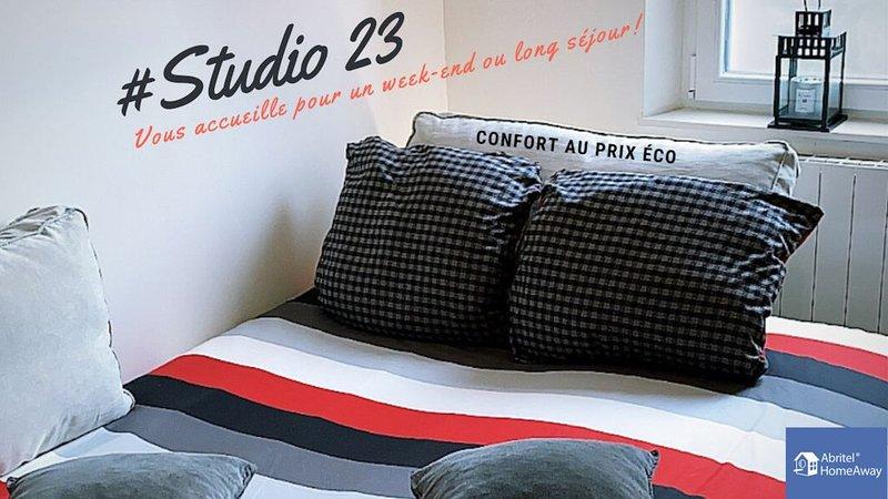 #Studio23, holiday rental in Val-de-Vesle