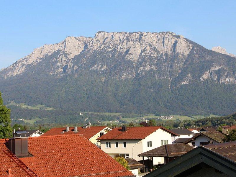 Ferienwohnung mit Blick auf den Kaiser, alquiler de vacaciones en Oberaudorf
