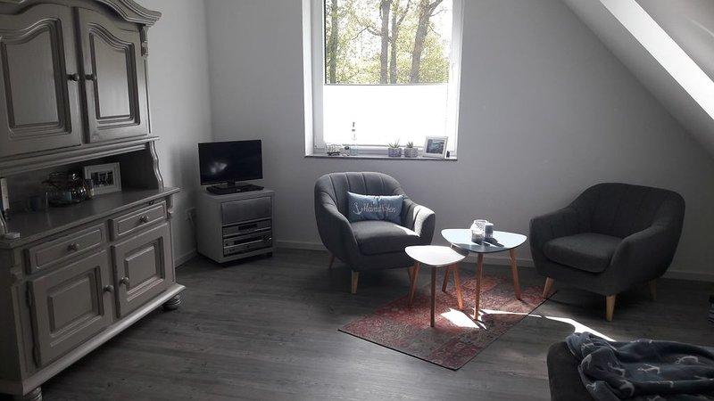 Modernes u. gemütliches Appatement in Leer/Ostfriesland, holiday rental in Westoverledingen