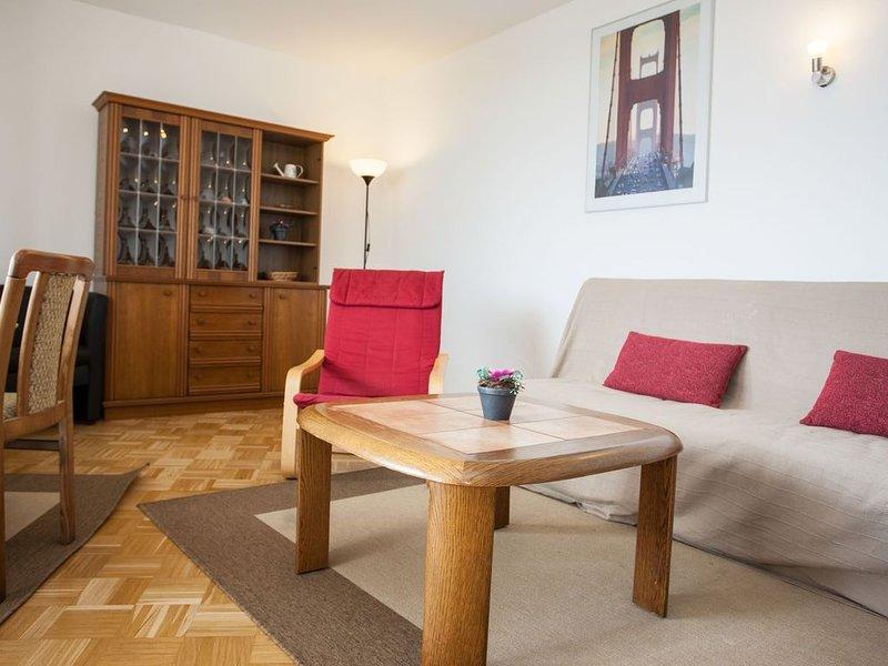 Im Nähe vom Bikepark und Piste, casa vacanza a Langewiese