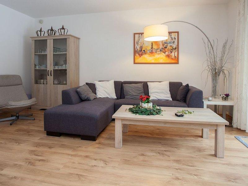 Direkt bei Zentrum, Gemütlich und Komfortabel Apartment, holiday rental in Elkeringhausen
