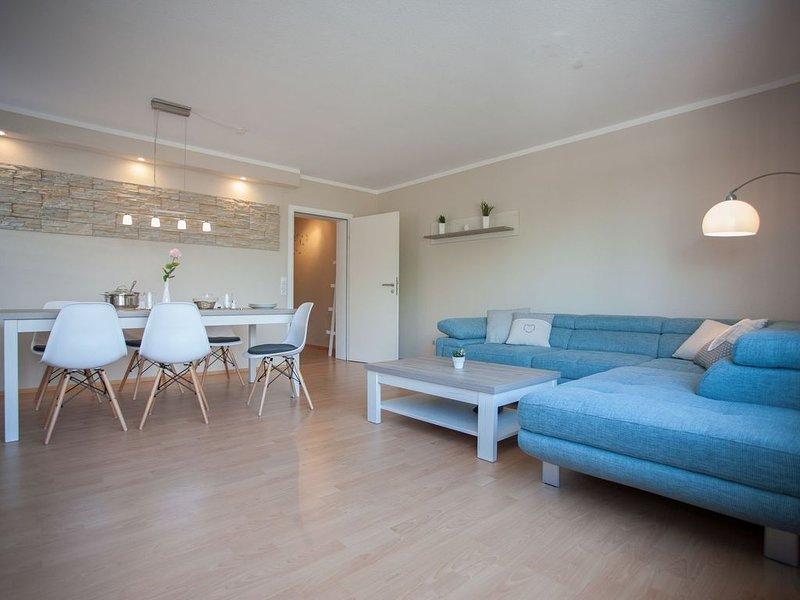 Gemütliche Ferienwohnung, ruhig gelegen, im Nähe vom Zentrum, holiday rental in Elkeringhausen