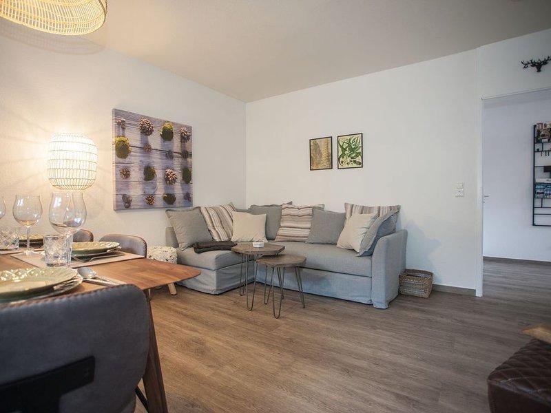 Attraktive Wohnung, direkt am Golfplatz und Skilift, holiday rental in Winterberg