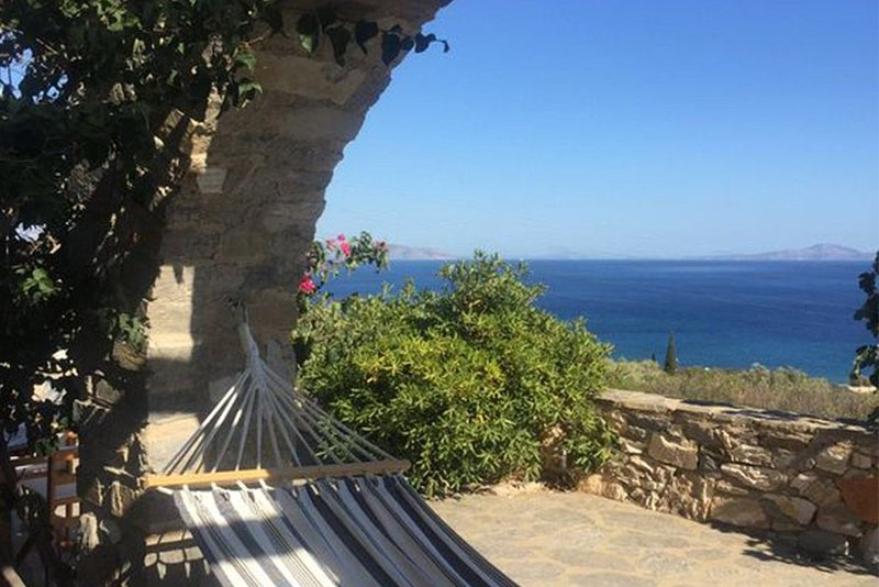 Great Views Cozy apartment for 4, alquiler vacacional en Paros