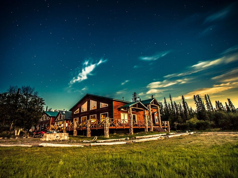 Lakefront Home in Lake Clark National Park- Per Bedroom, vacation rental in Port Alsworth