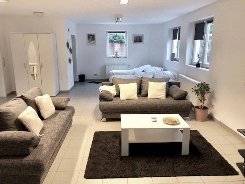 Ferienwohnung 106 qm bis zu 6 Personen, Ferienwohnung in Grolsheim
