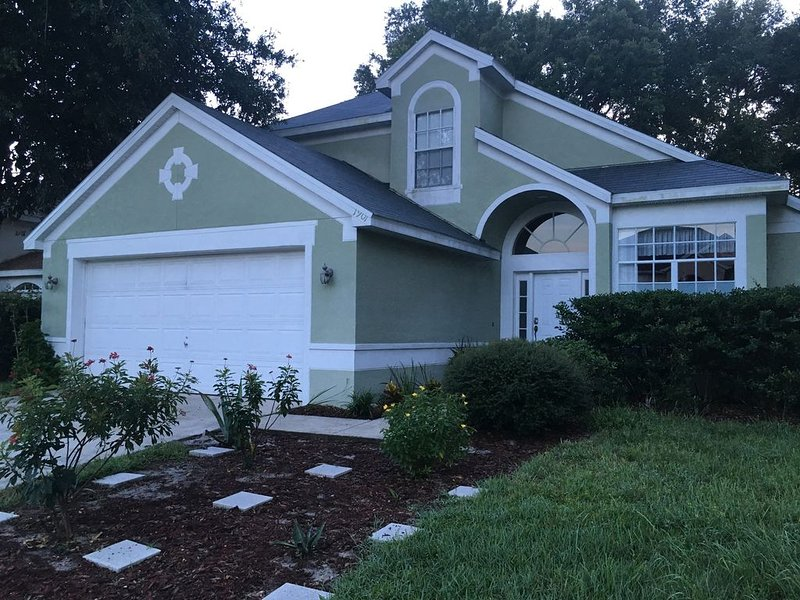 Sanitized & Super Clean North Orlando Family Home, location de vacances à Altamonte Springs