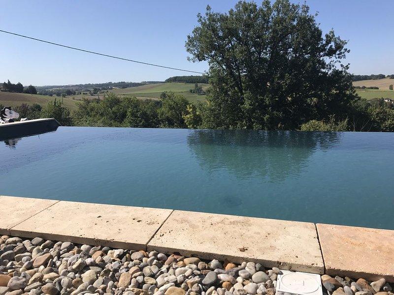 Gîte piscine & panorama, vacation rental in Saint-Lary