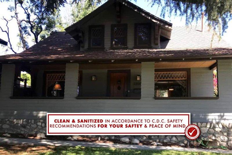 Clean, Romantic, Comfortable House in Glendale, CA - Los Angeles, CA, vacation rental in Glendale