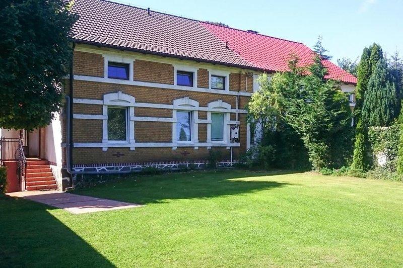 Doppelhaushälfte, Ledzin, holiday rental in Niechorze