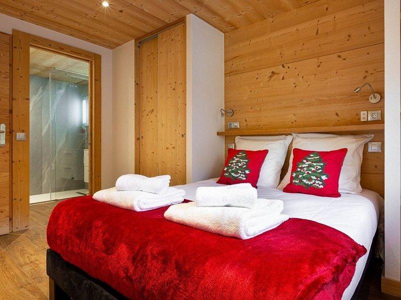 Almet 7 Ourson - Centre Chinaillon et Vue sur Pistes et Montagnes, casa vacanza a Le Grand-Bornand