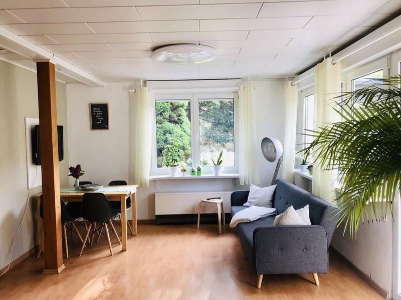 gemütliches Ferienhaus mit Kamin, location de vacances à Stadtroda