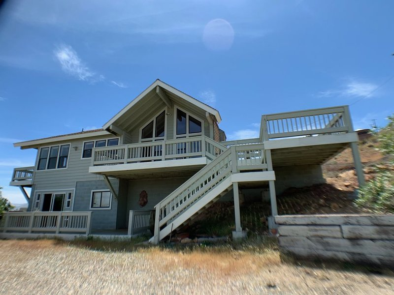 Social Distancing at it's Finest!, vacation rental in Kernville