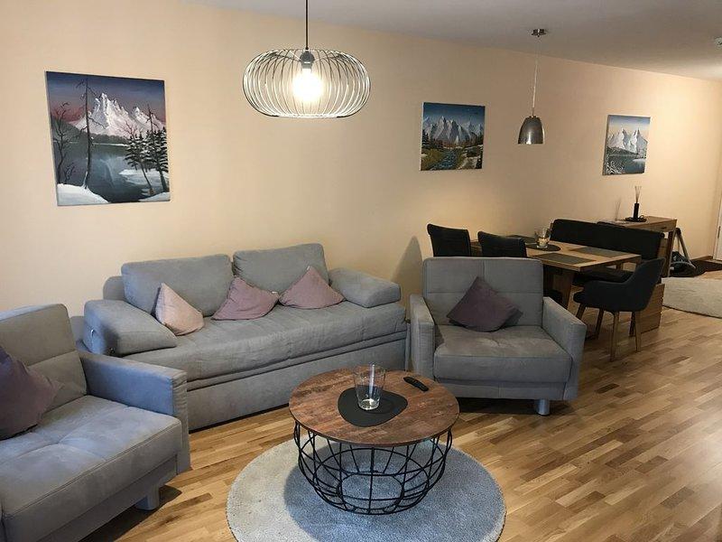 Lifestyle Apartment im Zentrum, holiday rental in Bad Reichenhall