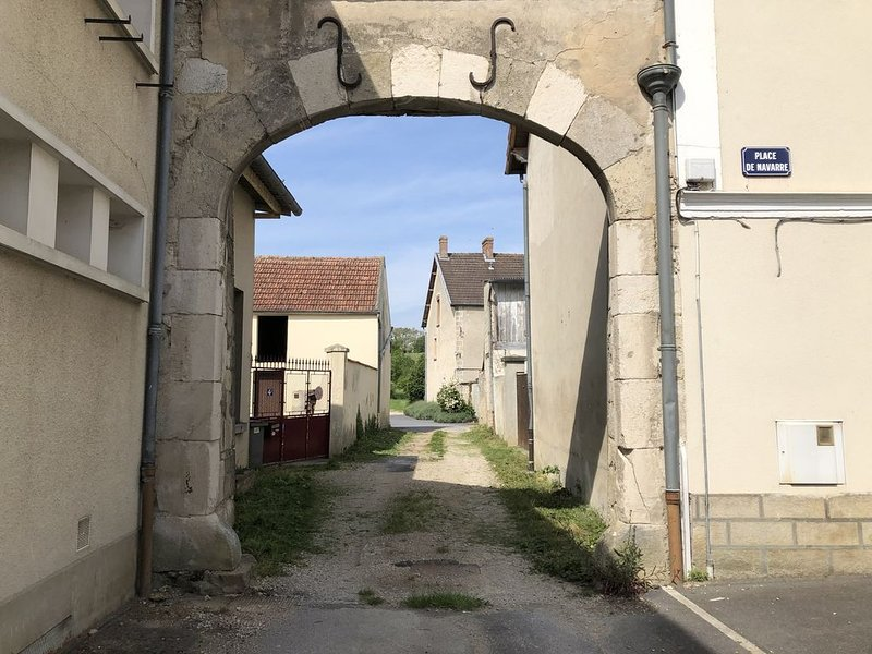 Calme et détente en Champagne, location de vacances à Trelou-sur-Marne