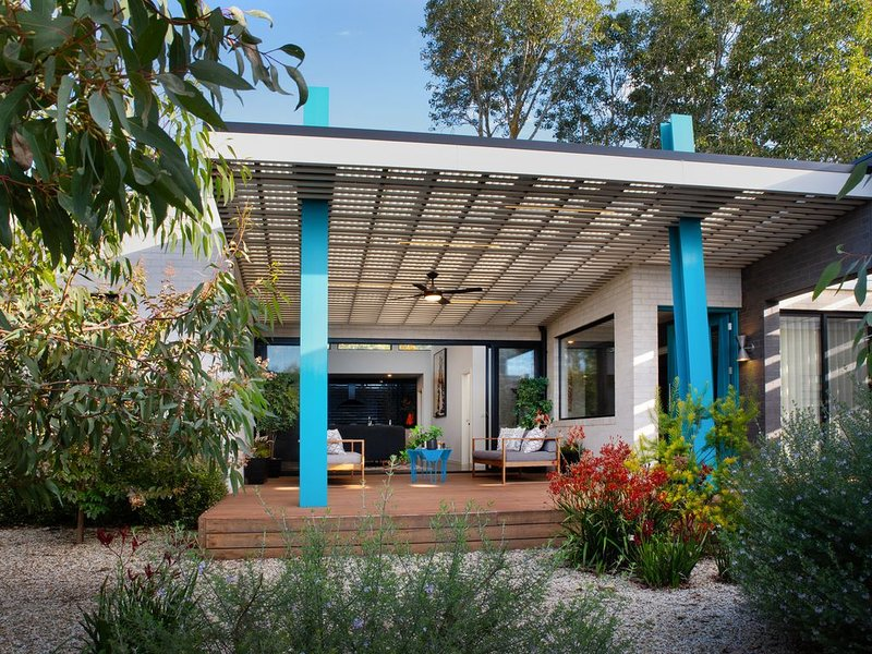 Incredible Mid Century Styled Home, holiday rental in Daylesford