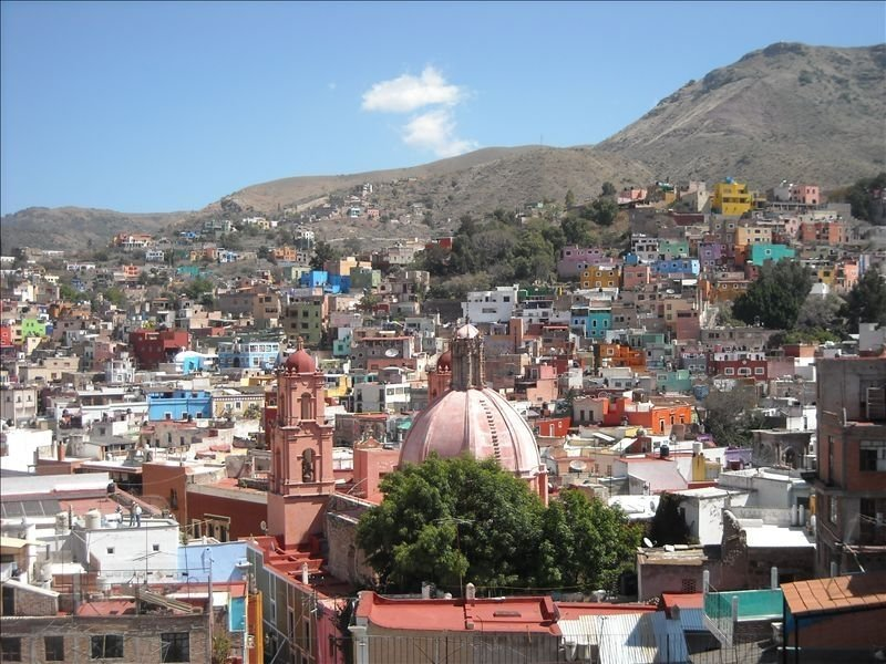 Casa Verde on Caracol - Spectacular Views and Right in Guanajuato Centro, location de vacances à Guanajuato