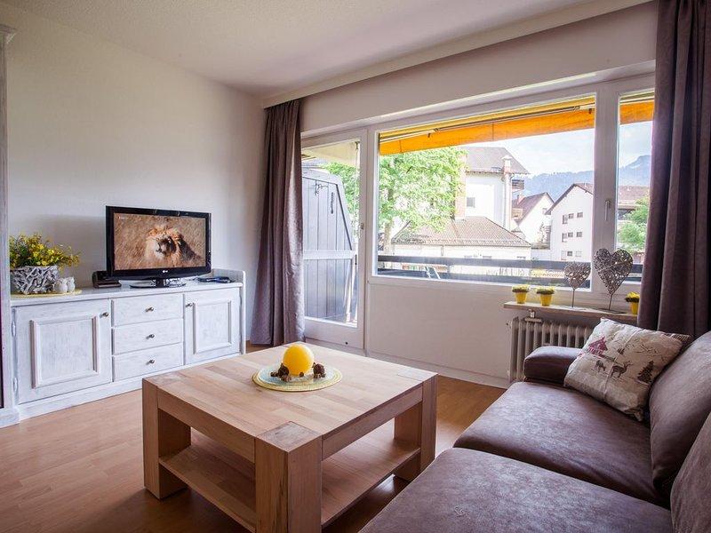 In einer Top-Gegend von Garmisch-Partenkirchen befindet sich das schöne Apartmen, holiday rental in Garmisch-Partenkirchen