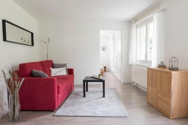 Ferienwohnung Frutigen für 2 - 4 Personen mit 1 Schlafzimmer - Ferienwohnung, location de vacances à Muelenen