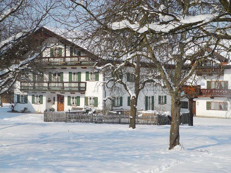 Wachingerhof (DE Bad Feilnbach) - Eder Christian - 545-Der Wachingerhof im Winter