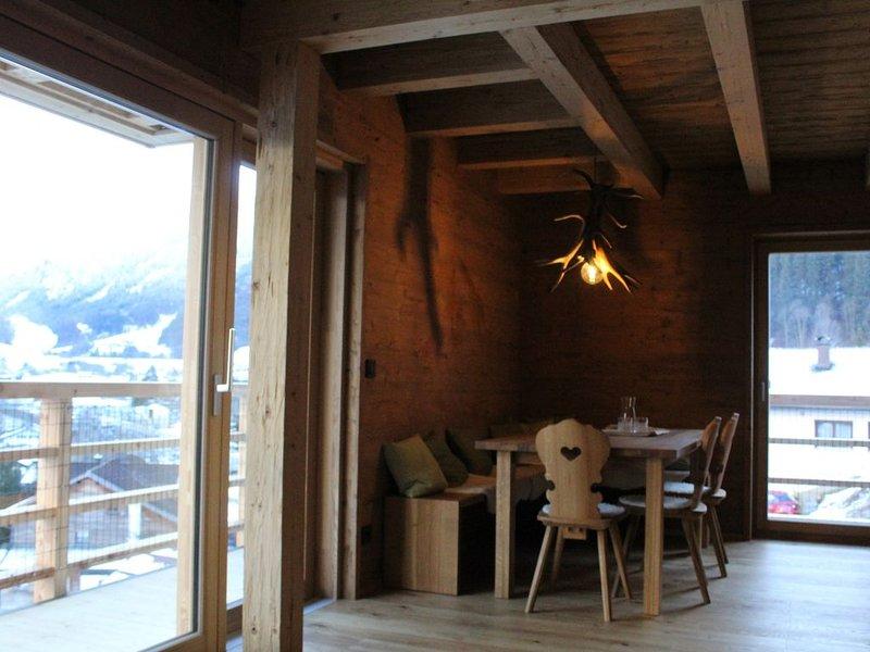 1111 Bodastoba | Hideaway Pluenggas Chalets, holiday rental in Galtür