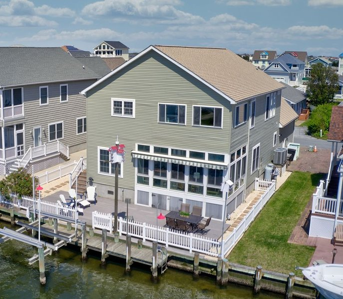 Quarentine on the Water: Monthy Discounts for Jan-April, message for info, vacation rental in Fenwick Island