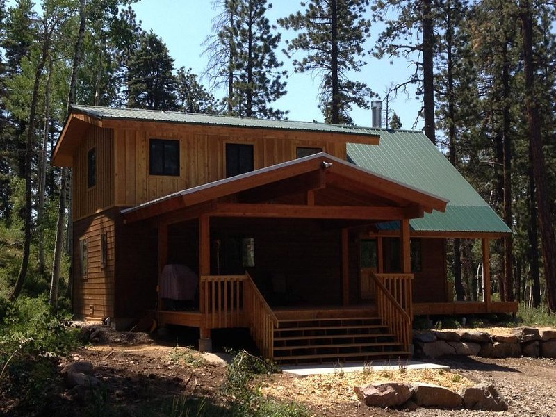 Secluded Beautiful Mountain Home - Less than 2 Miles to Ski - Dogs Welcome, holiday rental in Rico