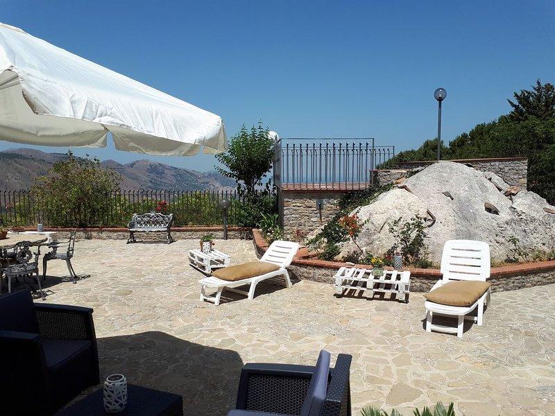 Vacanza rilassante!!!, holiday rental in Monreale
