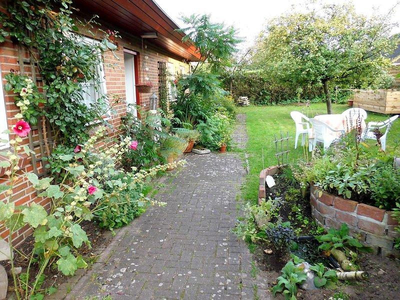 Ferienwohnung Fleur de Lys , in Trappenkamp umgeben von Wald und Seen, holiday rental in Kaltenkirchen