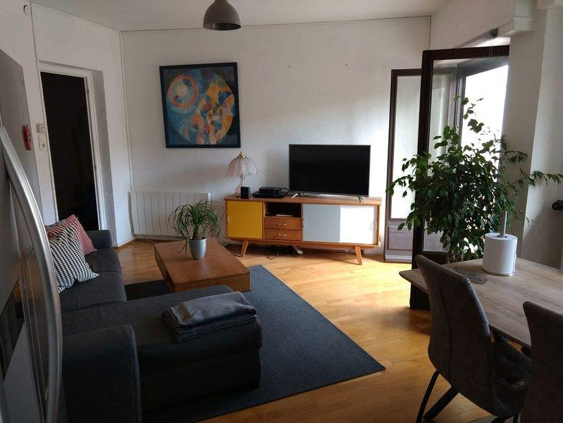 Appartement proche centre et thermes, vacation rental in Thonon-les-Bains