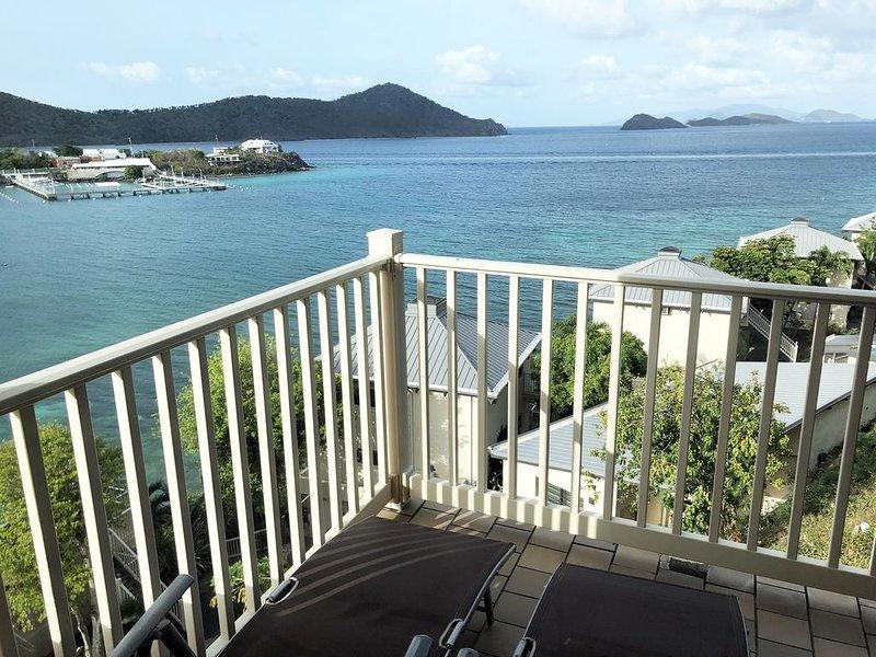 Villa Salt Life – Brand New Listing - Waterview Villa - Panoramic Views, vacation rental in Tutu