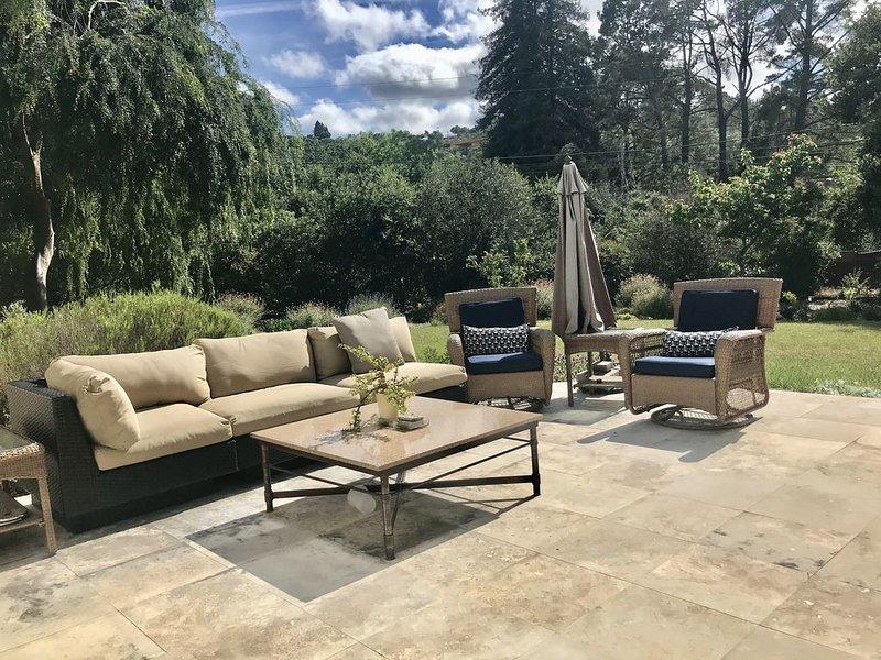 Luxury in Los Altos Hills/Stanford, holiday rental in Los Altos Hills