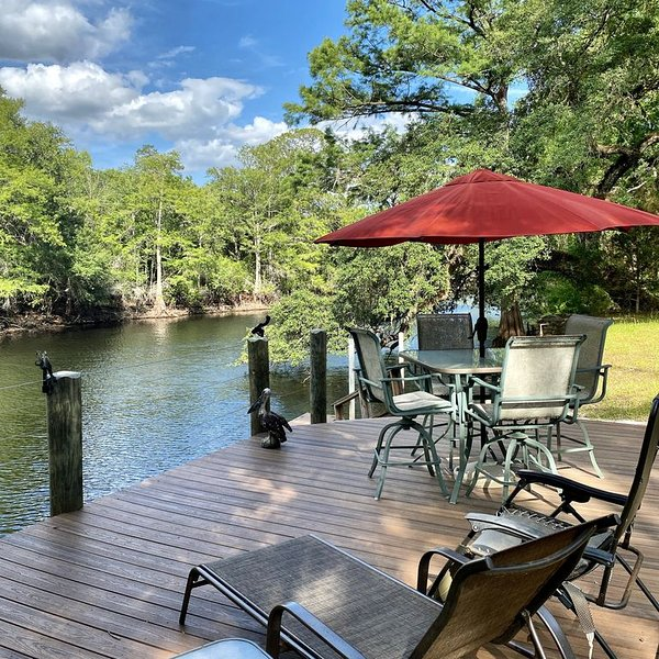 Paradise at Riverbend – semesterbostad i Dunnellon