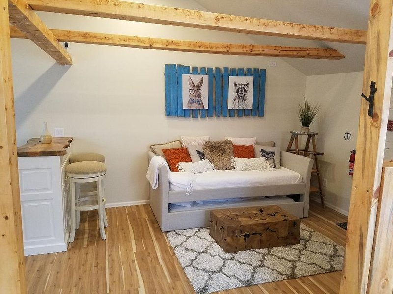 Downtown Barn Cottage – semesterbostad i Grand Junction