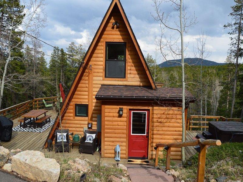 The Fox Den - A Gorgeous Mountain Getaway In Beautiful Evergreen, Colorado, location de vacances à Evergreen