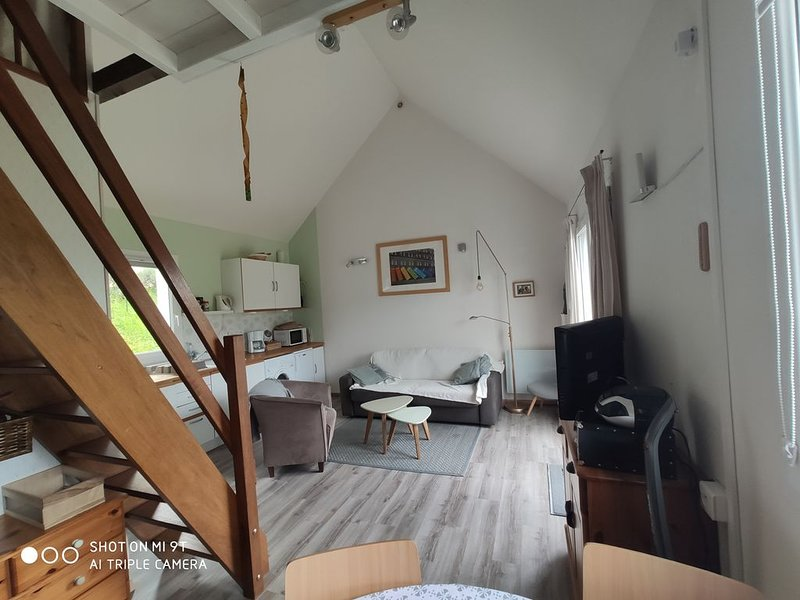 Chalet 9 Parc port couzages, holiday rental in Chartrier-Ferriere