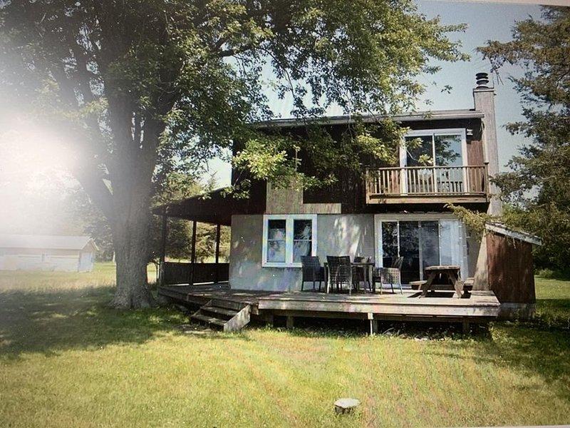 Lake Ontario (Henderson, NY), casa vacanza a Sandy Creek