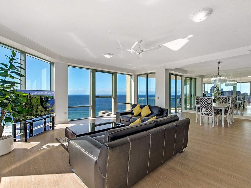 Surfers Paradise Luxury Holiday Apartment Ocean Prestige, location de vacances à Surfers Paradise