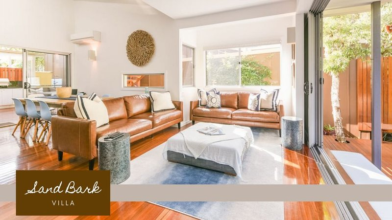 Sand Bark Executive Villa - North Stradbroke Island, holiday rental in Redland City