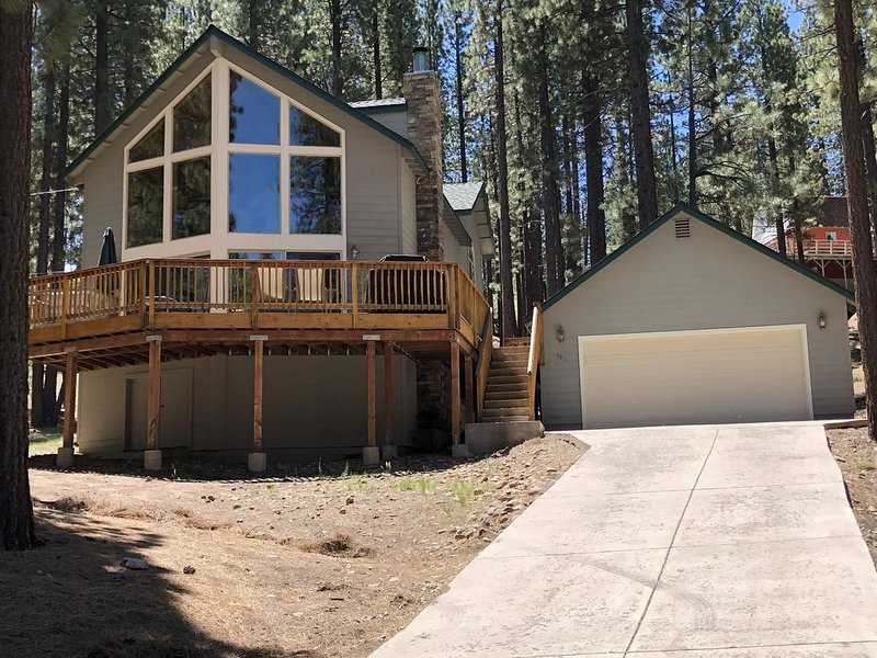 Markleeville with a Hunting Lodge Feel!, vacation rental in Markleeville