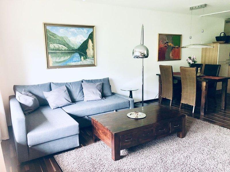 Zentrales 2-Zimmer 'Bergappartement', alquiler vacacional en Bad Wildbad